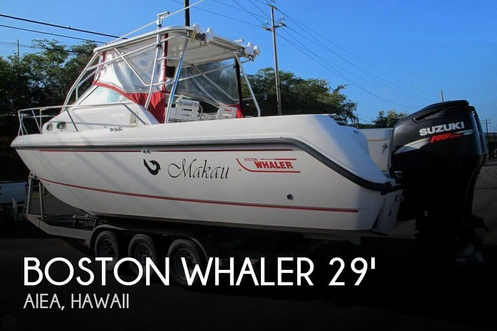 Used Boston Whaler Boats For Sale by owner | 2003 Boston Whaler 28