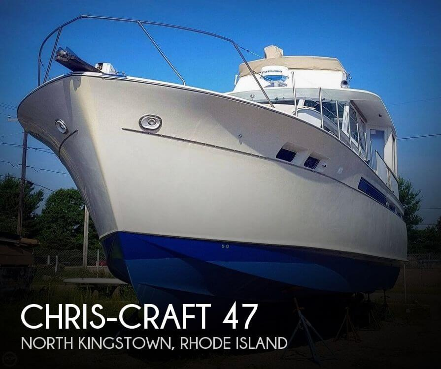 Used Chris-Craft Motoryachts For Sale by owner | 1967 Chris-Craft 47