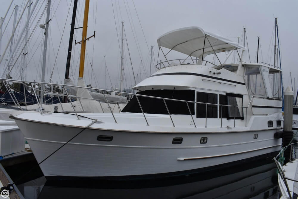 1999 Heritage boat for sale, model of the boat is East 36 Sundeck & Image # 3 of 40