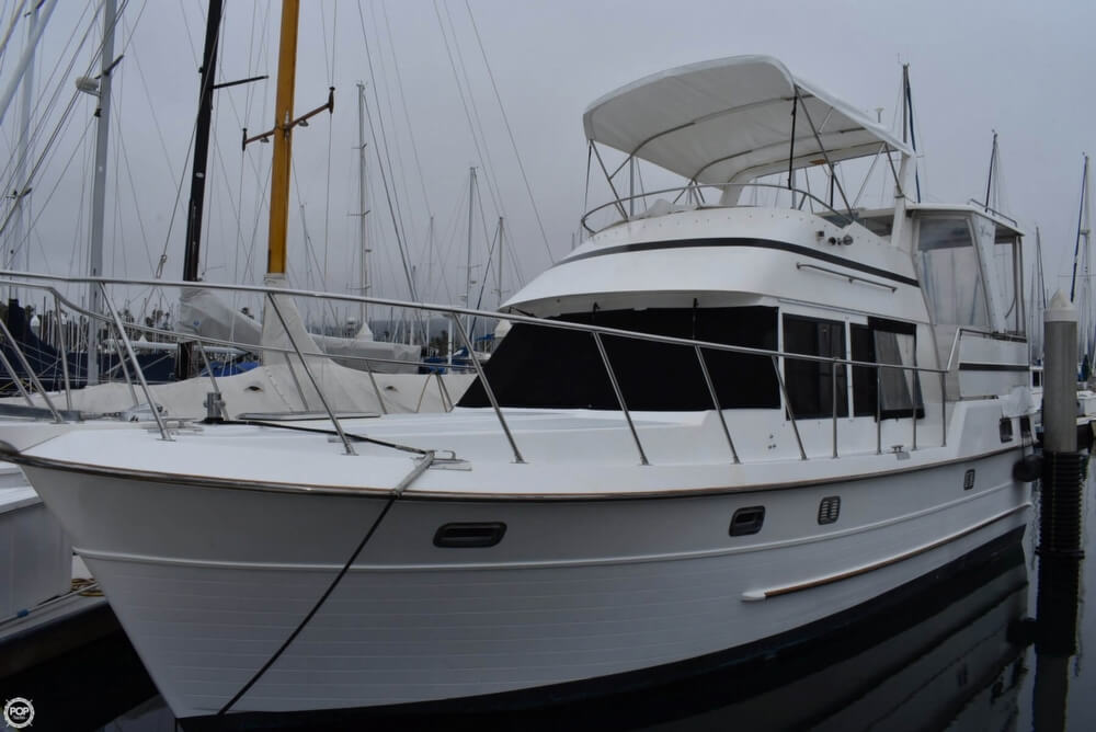 1999 Heritage boat for sale, model of the boat is East 36 Sundeck & Image # 5 of 40