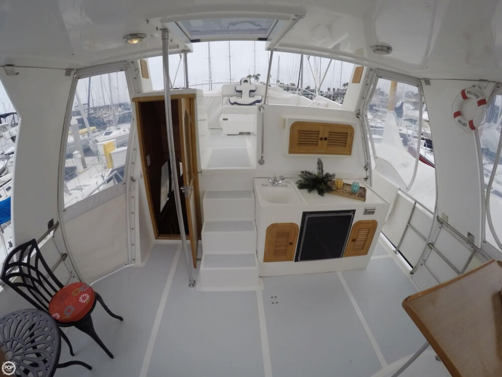 1999 Heritage boat for sale, model of the boat is East 36 Sundeck & Image # 8 of 40