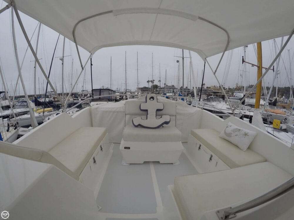 1999 Heritage boat for sale, model of the boat is East 36 Sundeck & Image # 9 of 40