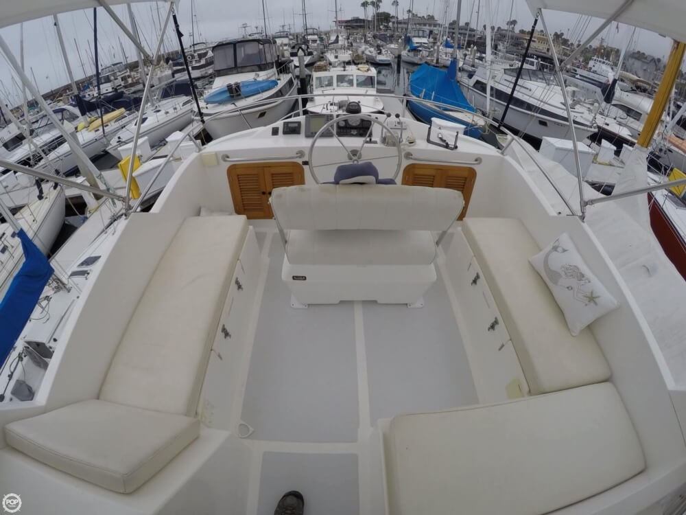 1999 Heritage boat for sale, model of the boat is East 36 Sundeck & Image # 10 of 40