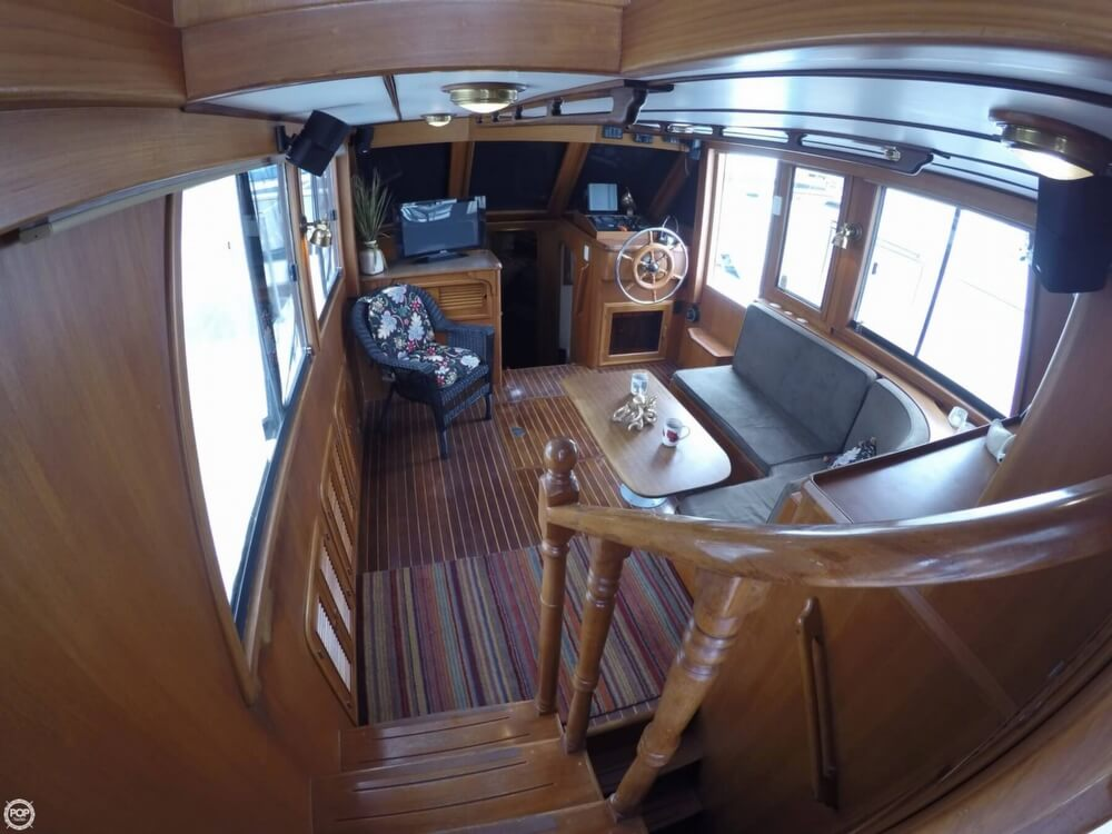 1999 Heritage boat for sale, model of the boat is East 36 Sundeck & Image # 12 of 40