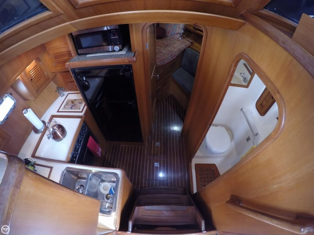 1999 Heritage boat for sale, model of the boat is East 36 Sundeck & Image # 18 of 40