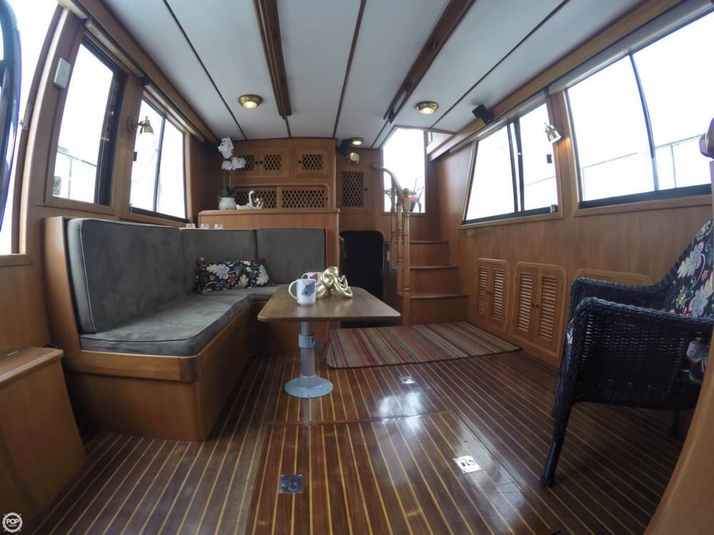 1999 Heritage boat for sale, model of the boat is East 36 Sundeck & Image # 23 of 40