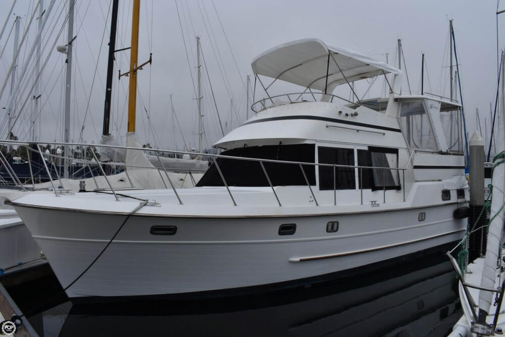1999 Heritage boat for sale, model of the boat is East 36 Sundeck & Image # 27 of 40