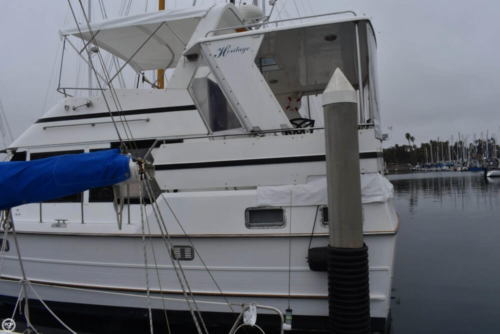 1999 Heritage boat for sale, model of the boat is East 36 Sundeck & Image # 28 of 40