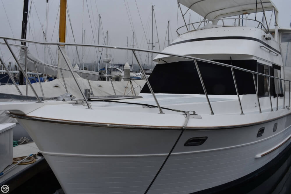 1999 Heritage boat for sale, model of the boat is East 36 Sundeck & Image # 30 of 40