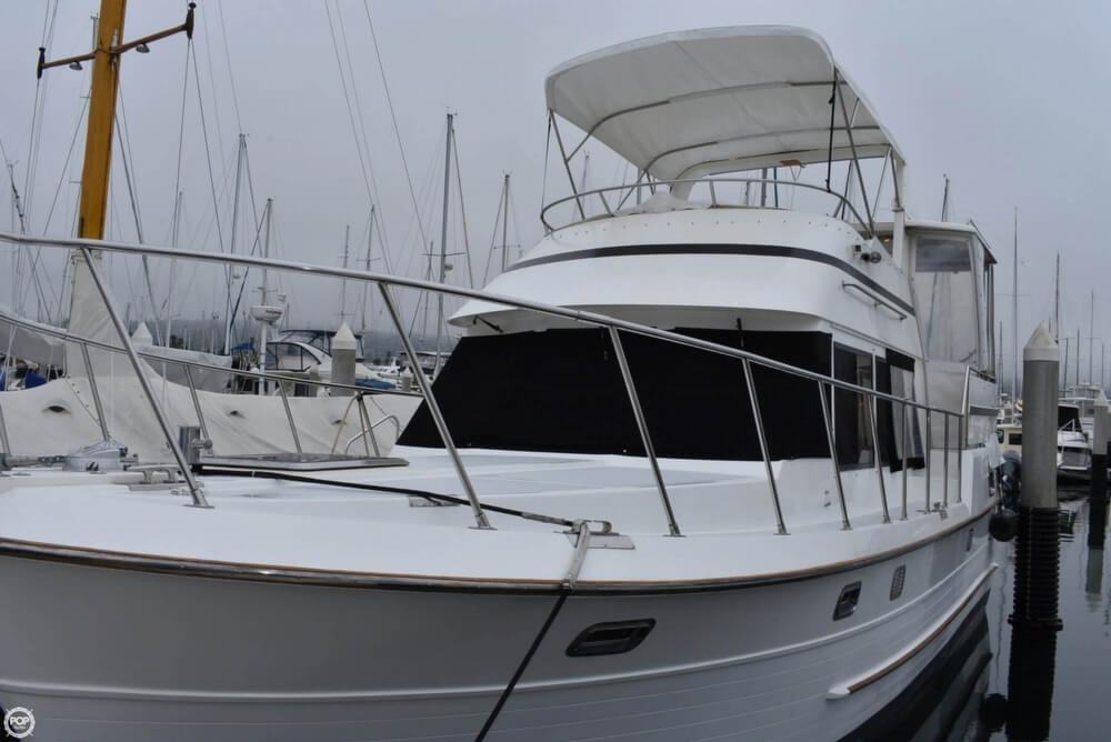 1999 Heritage boat for sale, model of the boat is East 36 Sundeck & Image # 31 of 40