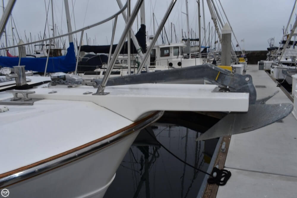 1999 Heritage boat for sale, model of the boat is East 36 Sundeck & Image # 34 of 40