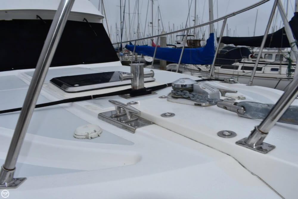 1999 Heritage boat for sale, model of the boat is East 36 Sundeck & Image # 35 of 40