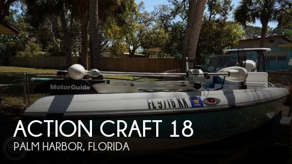 Used Action Craft Boats For Sale by owner | 1998 Action Craft 18
