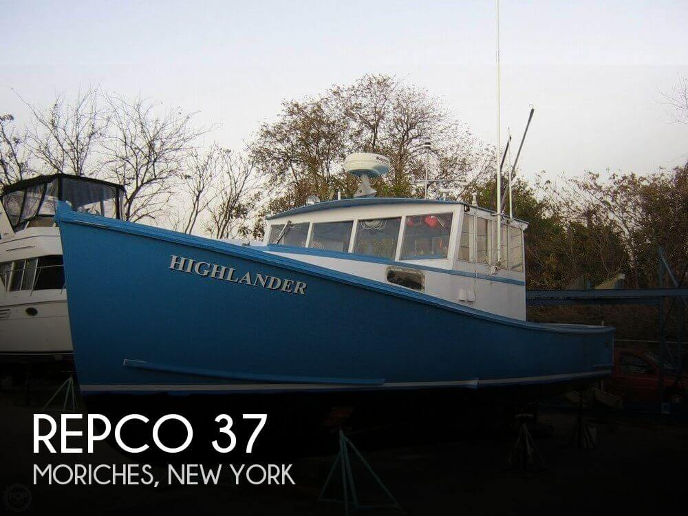 Used Boats For Sale in Norwich, Connecticut by owner | 1979 Repco 37