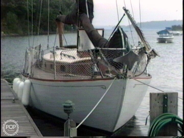 1950 Hinckley boat for sale, model of the boat is SOU'WESTER 34 & Image # 8 of 41