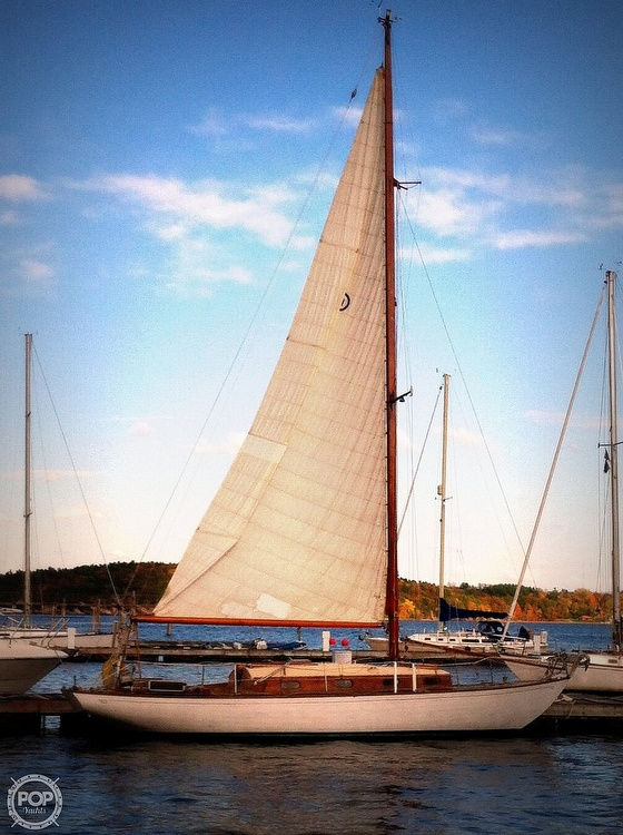 1950 Hinckley boat for sale, model of the boat is SOU'WESTER 34 & Image # 7 of 40