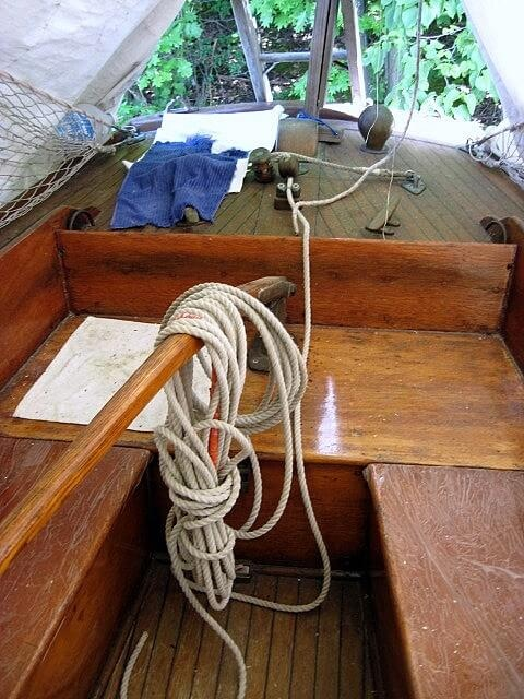 1950 Hinckley boat for sale, model of the boat is SOU'WESTER 34 & Image # 15 of 40