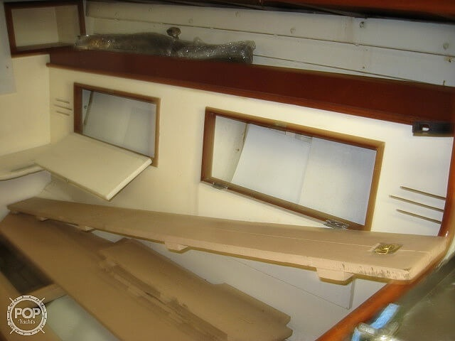 1950 Hinckley boat for sale, model of the boat is SOU'WESTER 34 & Image # 28 of 40
