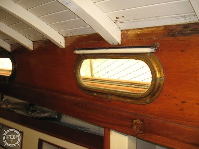 1950 Hinckley boat for sale, model of the boat is SOU'WESTER 34 & Image # 33 of 40