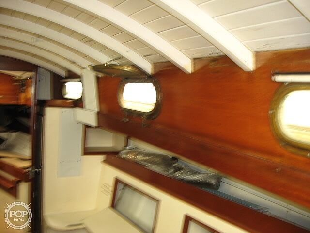 1950 Hinckley boat for sale, model of the boat is SOU'WESTER 34 & Image # 34 of 40