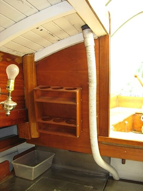 1950 Hinckley boat for sale, model of the boat is SOU'WESTER 34 & Image # 35 of 40