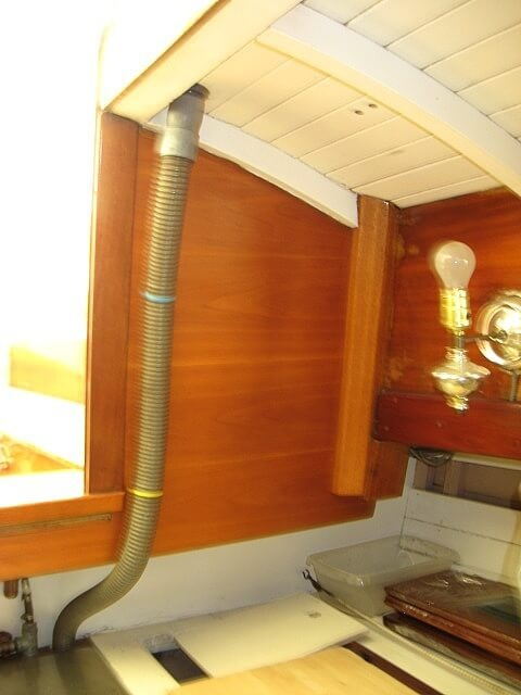 1950 Hinckley boat for sale, model of the boat is SOU'WESTER 34 & Image # 36 of 40