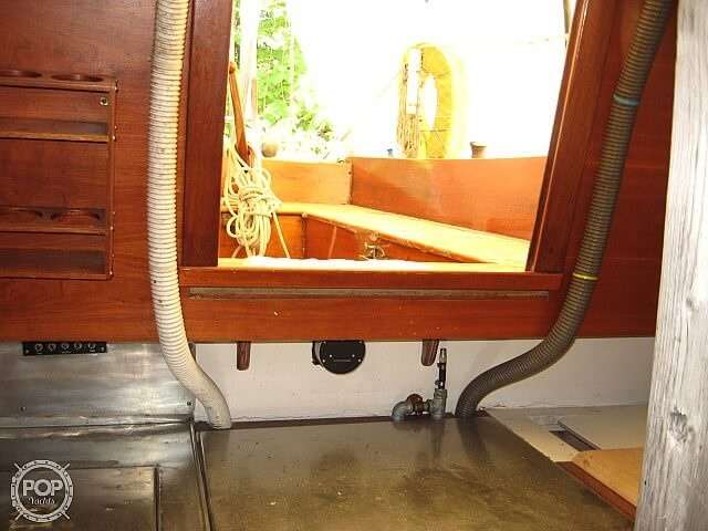 1950 Hinckley boat for sale, model of the boat is SOU'WESTER 34 & Image # 37 of 41