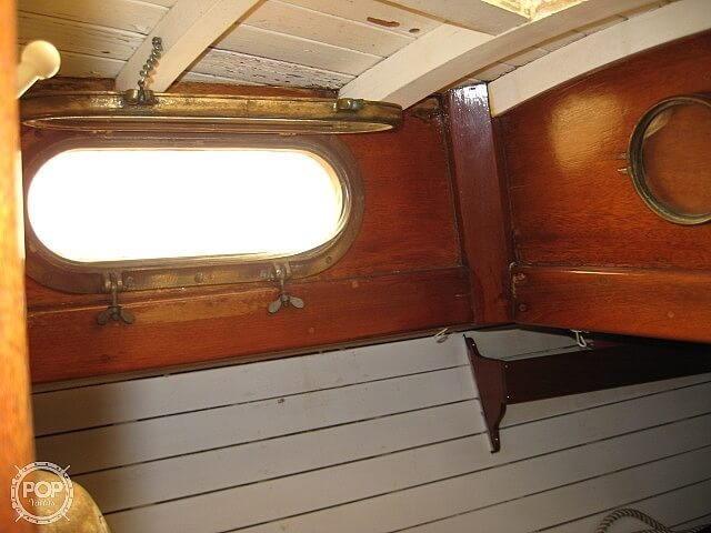1950 Hinckley boat for sale, model of the boat is SOU'WESTER 34 & Image # 38 of 40