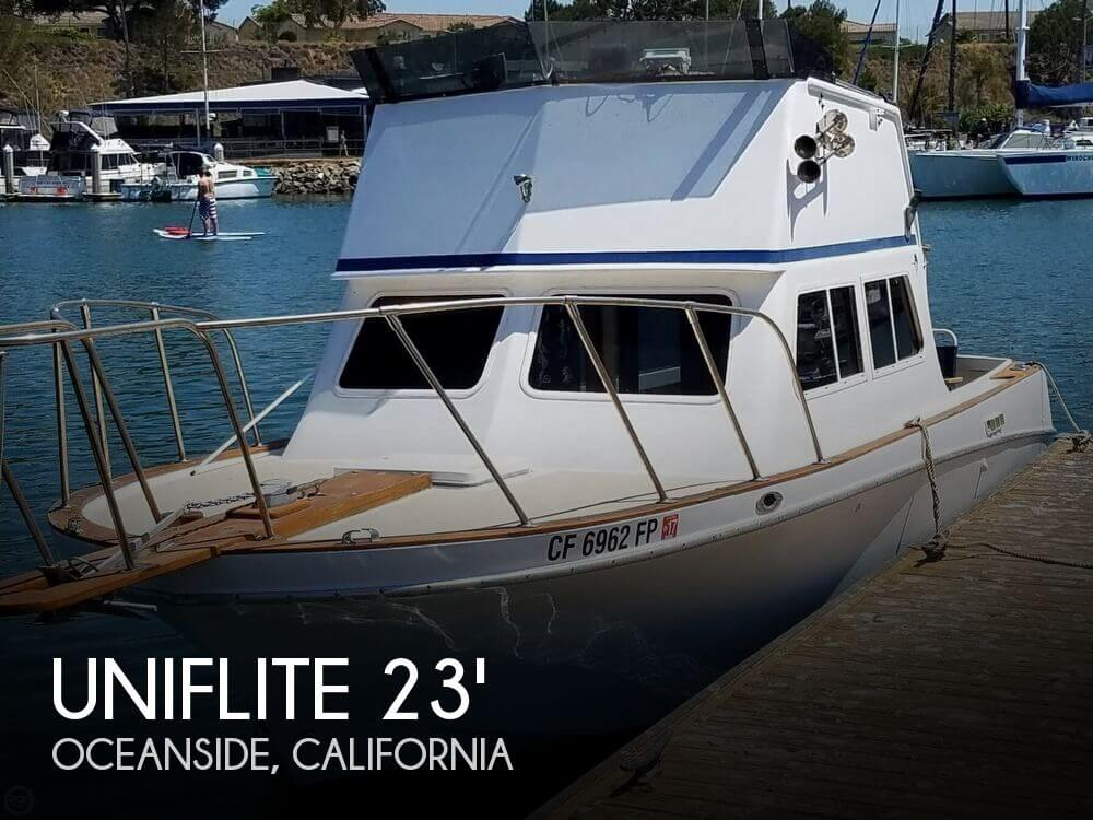 Used Boats For Sale by owner | 1964 Uniflite 23