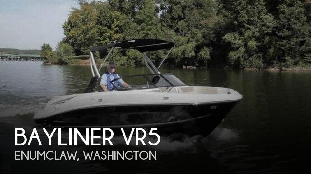 2016 BAYLINER VR5 for sale