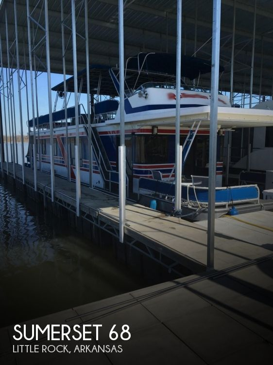 Used Houseboats For Sale by owner | 1994 Sumerset 68