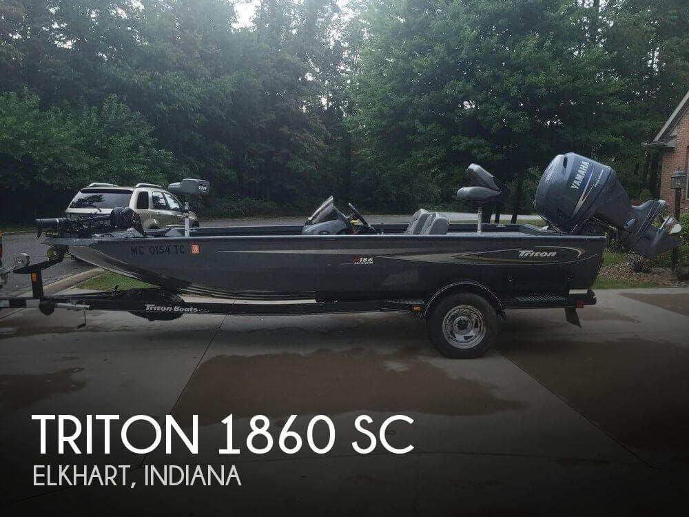 Used Boats For Sale in Fort Wayne, Indiana by owner | 2004 Triton 18