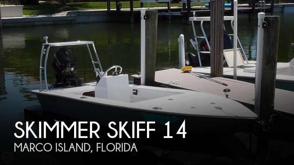 SOLD: Skimmer Skiff 14 boat in Marco Island, FL | 126234