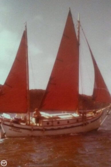 Tahiti Dreadnought 32, 32', for sale - $15,000