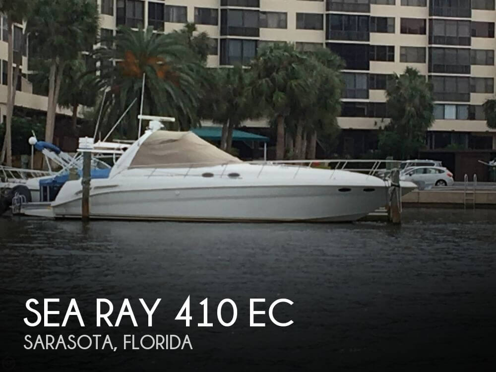 Used Sea Ray Boats For Sale in Florida by owner | 2000 Sea Ray 40