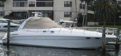 Sea Ray 410 EC, 41', for sale - $99,900