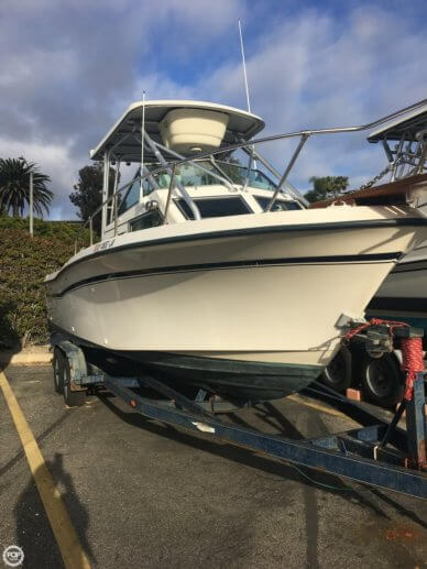 Grady-White Offshore 24, 26', for sale - $16,000