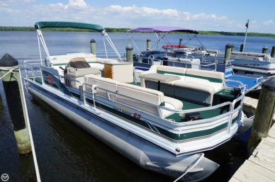 Sun Tracker Party Barge 25 Signature Series, 24', for sale - $16,499