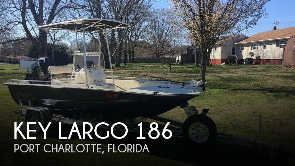 Used Key largo Boats For Sale by owner | 2013 Key Largo 19
