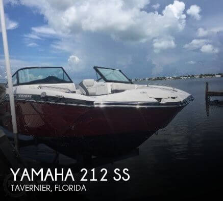 Used Yamaha Boats For Sale in Florida by owner | 2014 Yamaha 21