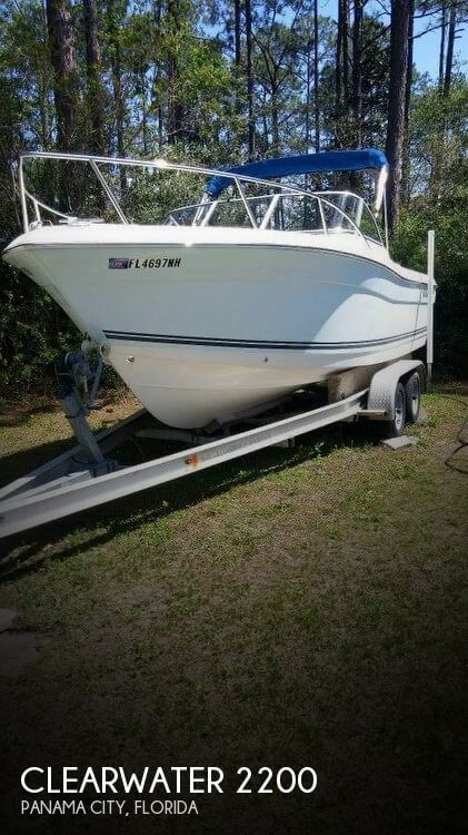 Used Clearwater Boats For Sale by owner | 2007 Clearwater 21