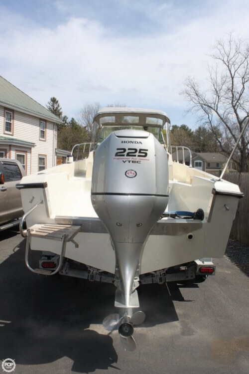 1980 Wellcraft boat for sale, model of the boat is Airslot 24 & Image # 17 of 41