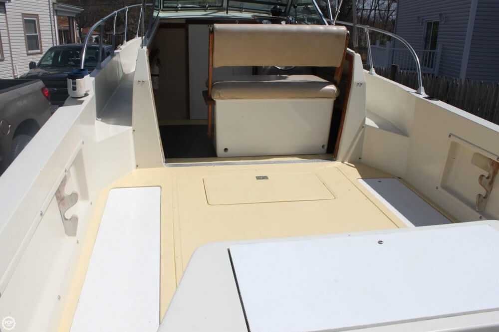 1980 Wellcraft boat for sale, model of the boat is Airslot 24 & Image # 20 of 41