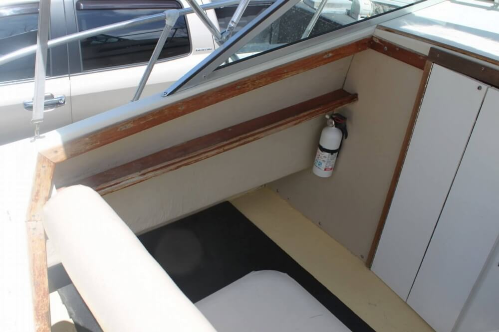 1980 Wellcraft boat for sale, model of the boat is Airslot 24 & Image # 29 of 41