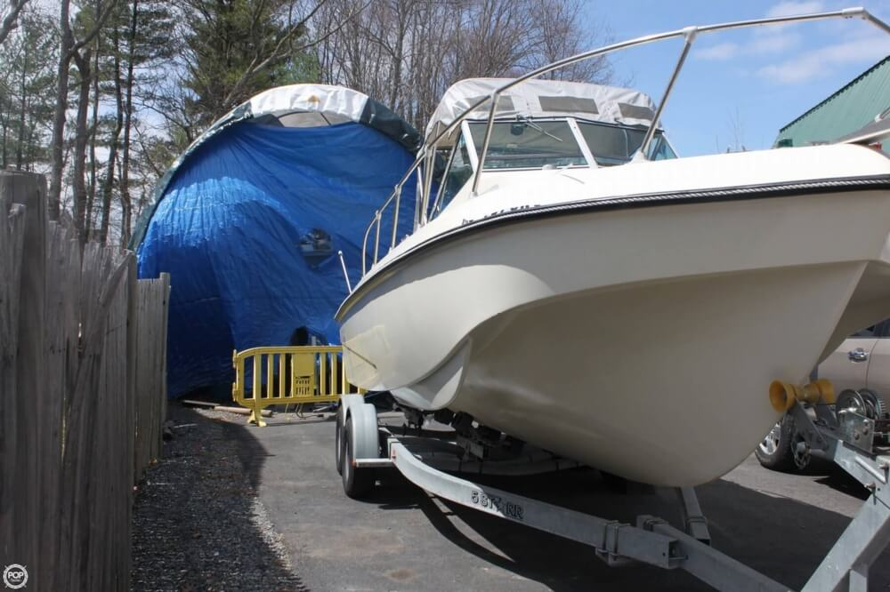 1980 Wellcraft boat for sale, model of the boat is Airslot 24 & Image # 2 of 41