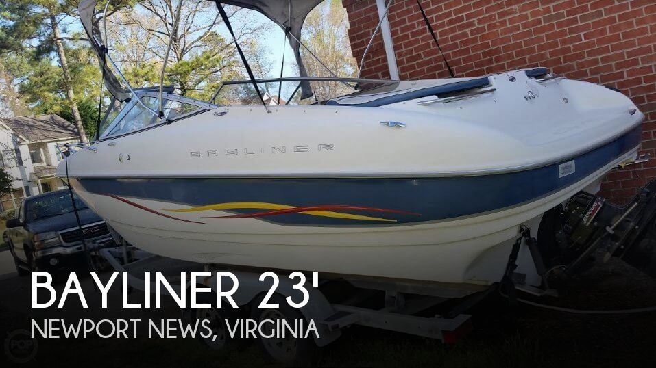 Used Bayliner 23 Boats For Sale by owner | 2001 Bayliner 23