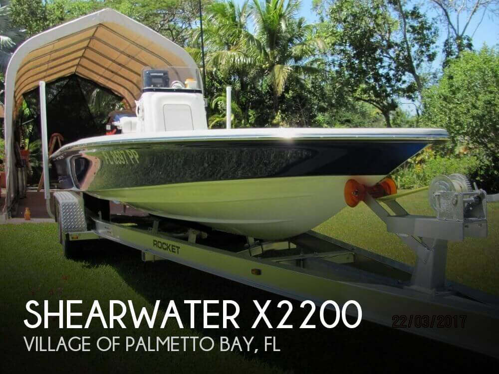 For Sale Used 2008 Shearwater X2200 In Miami Florida