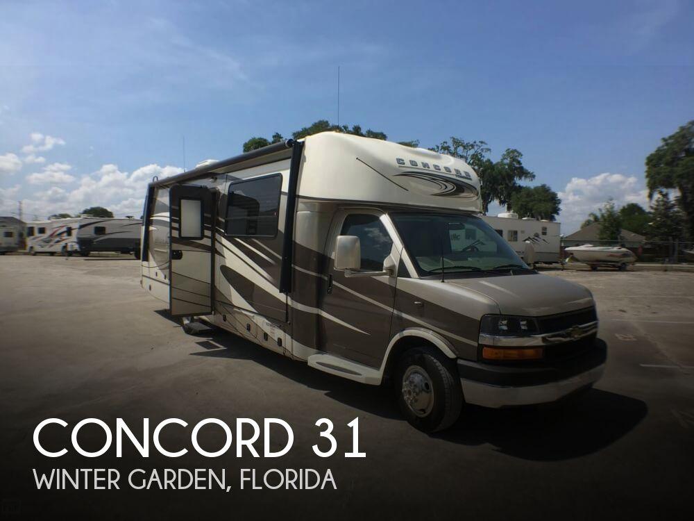 2015 Coachmen Concord 31