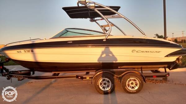 sold crownline 230 ls in graham, tx pop yachts Boat Fuse Panel Diagram Boat Wiring Schematics crownline boat fuse box