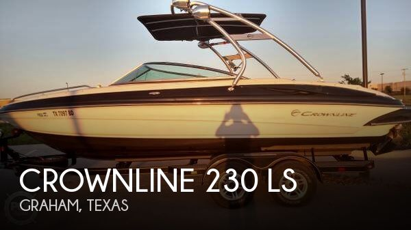 Used Crownline Boats For Sale by owner | 2010 Crownline 23